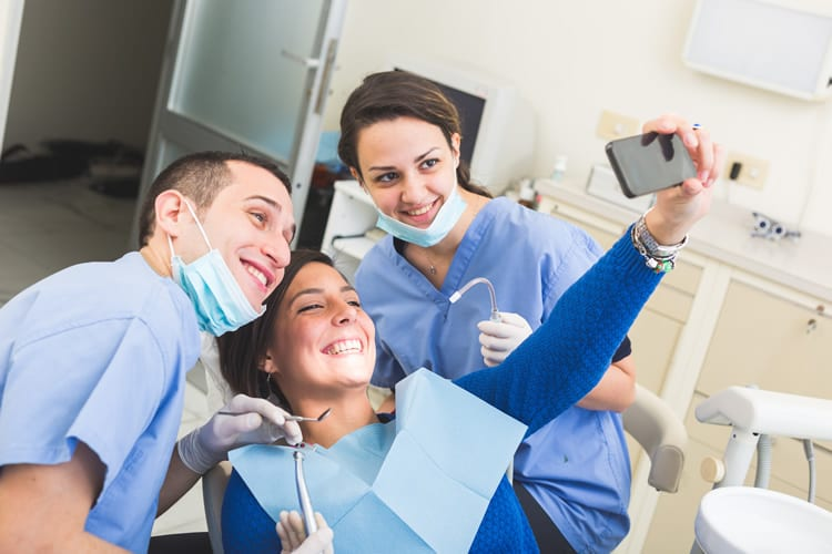 la mesa dentist check ups