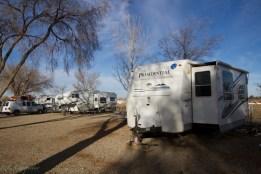 Camp at La Mesa RV Park when visiting Mesa Verde
