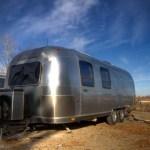 Classic Airstream at La Mesa RV Park