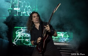 Kiko Loureiro Megadeth Hollywood Paladium