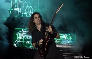 Kiko Loureiro Megadeth Hollywood Paladium