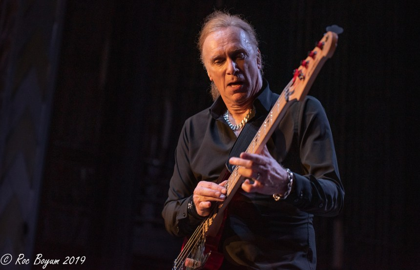 Winery Dogs Richie Kotzen Billy Sheehan Mike PortnoySaban Theater Concert Reviews Concert Photography
