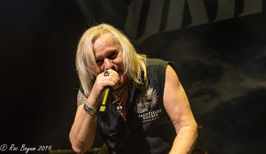 Uriah Heep Live Microsoft Theater Photo Gallery