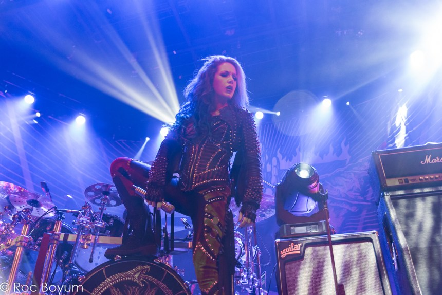 Arch Enemy Live Hollywood Palladium CA