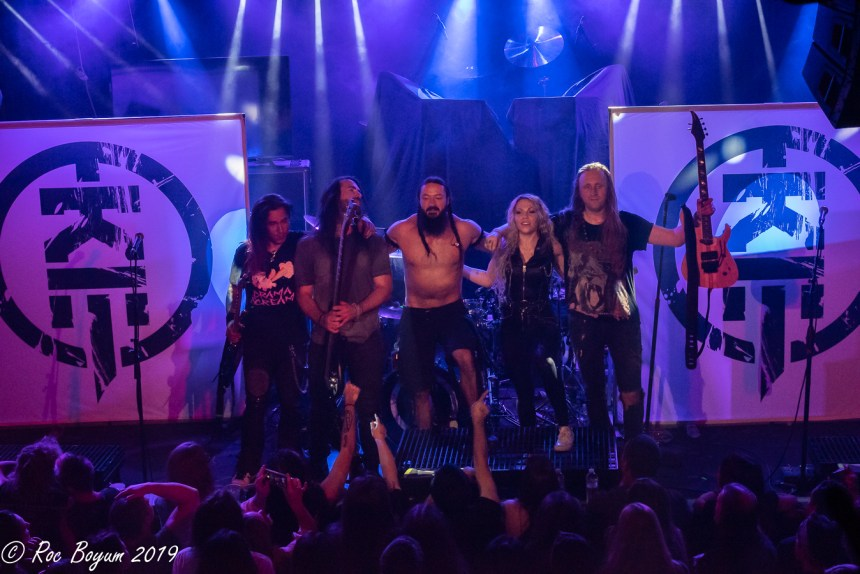 Kobra and the Lotus Live Whisky A Go Go Hollywood CA