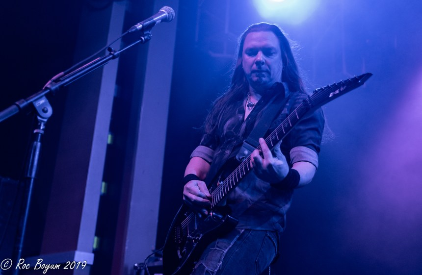 Sonata Arctica Live City National Gallery