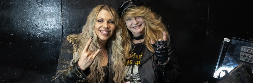 Kobra Paige Allie Jorgensen LA Metal Media Interview
