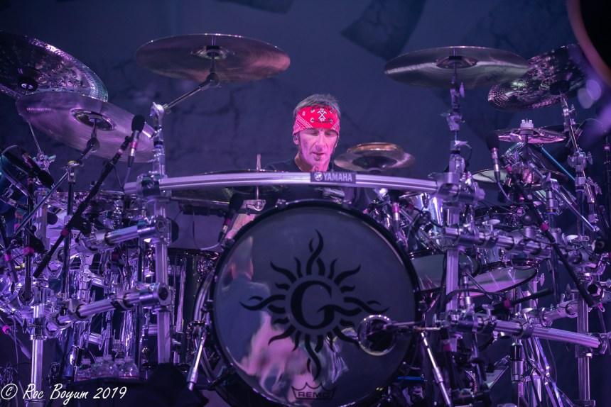 Godsmack Live Rabobank Arena Bakersfield CA