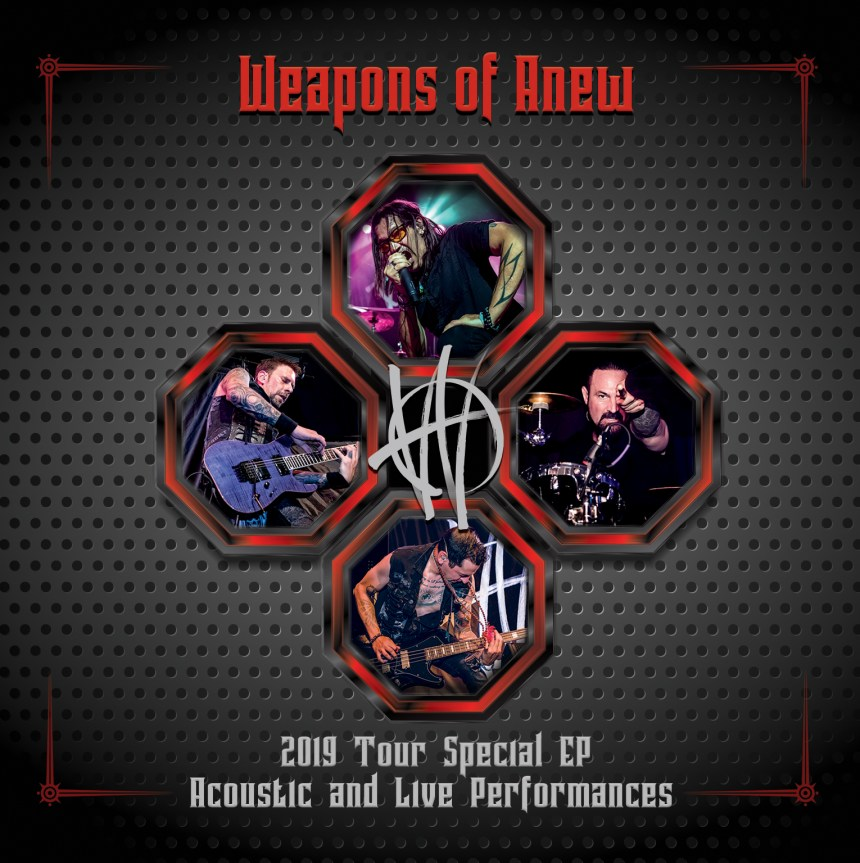 Weapons of Anew LP