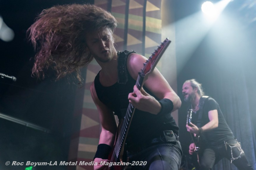 Epica Live Regent Theater Los Angeles