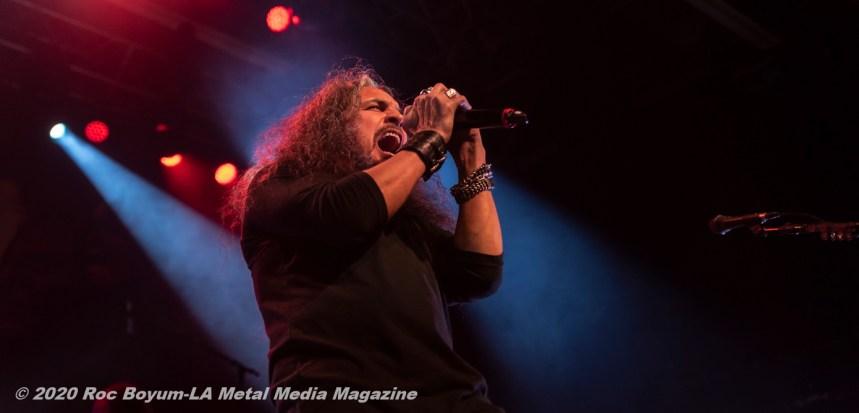 Metal Allegiance Live HOB Anaheim CA