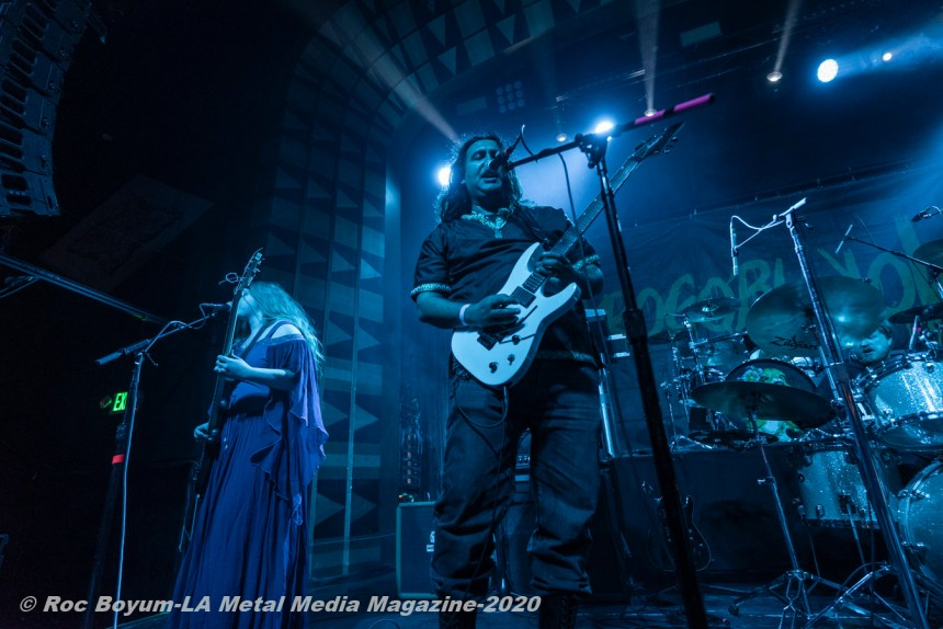 Valkyrium Live Regent Theater 1-5-20
