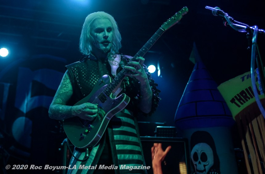 John 5 Live House of Blues Anaheim
