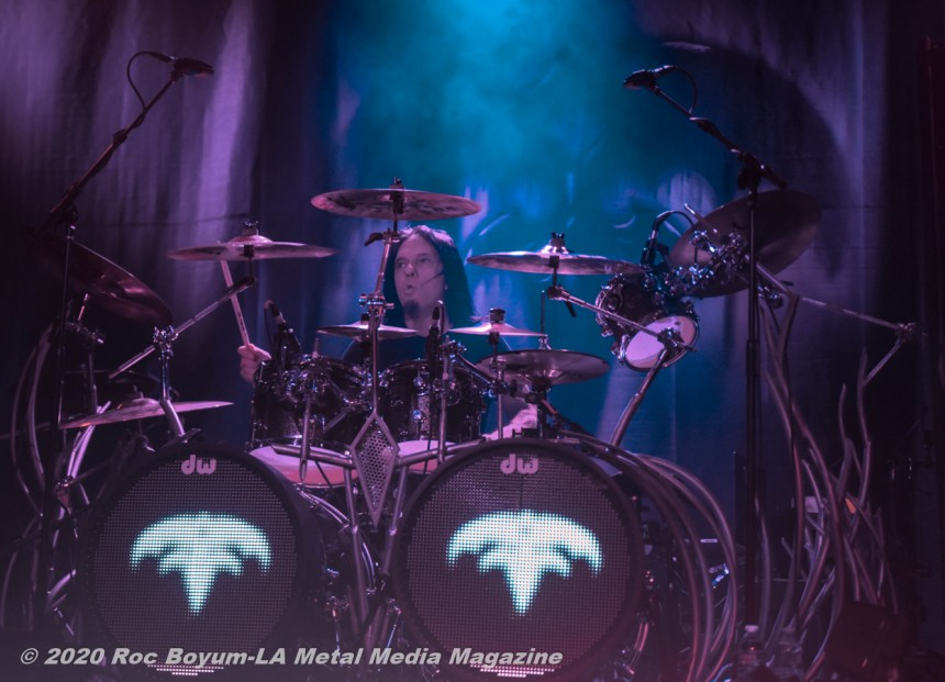 Queensryche Live House of Blues Anaheim