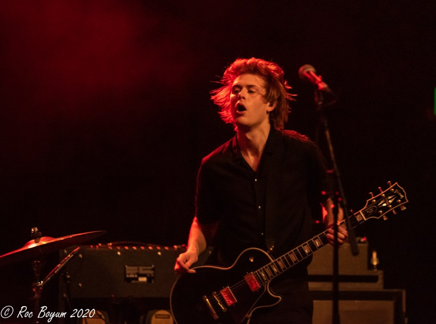 The Amazons Live Photo Gallery El Rey Theater Los Angeles CA
