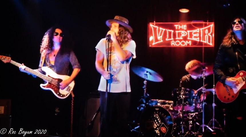 Dirty Honey Viiper Room Hollywood CA