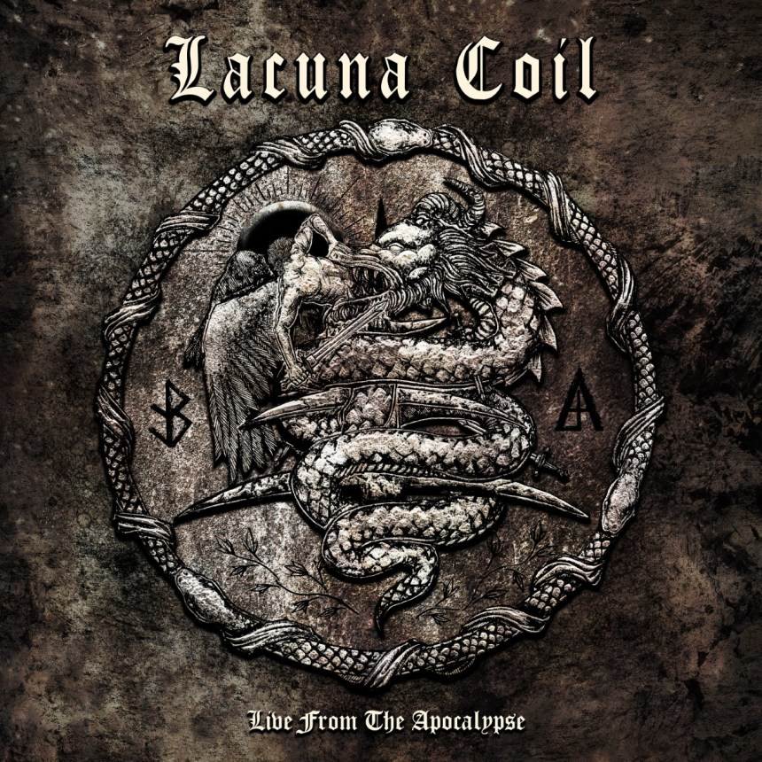 Lacuna Coil-Live From The Apocalypse