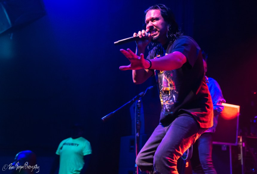 Pop Evil Live The Marquee Theater Tempe Arizona_7-25-21