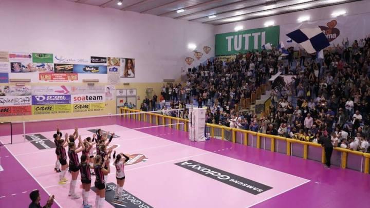 Pallavolo, vincono la BCC Castellana Grotte e il Cuore di Mamma Cutrofiano.