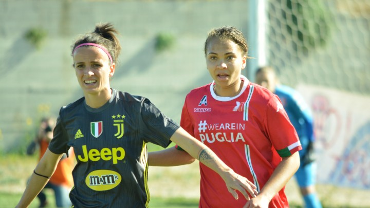 Seria A: La Juventus Femminile vince in casa della Pink Bari – La cronaca