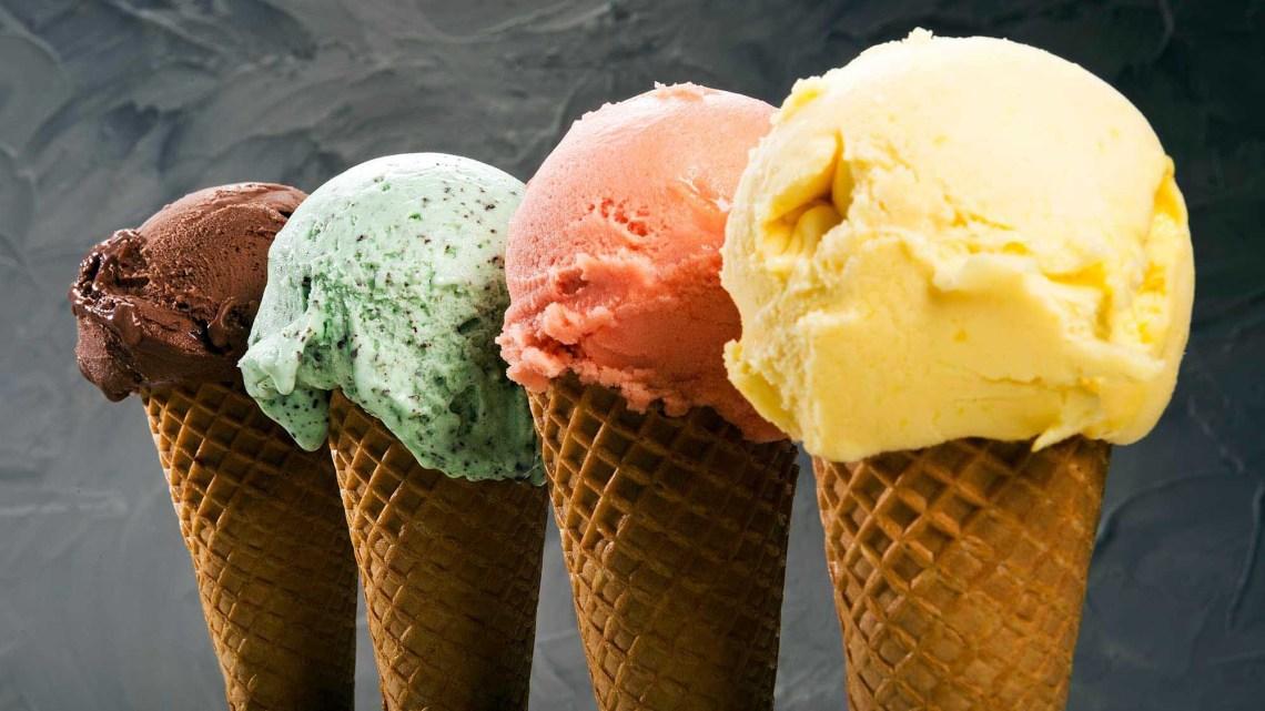 Basta con i soliti gusti di gelato: la sfida del pugliese Michel Draicchio