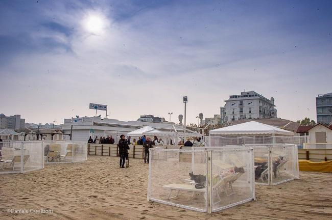 In spiaggia anche d'inverno:  in Puglia come in Emilia-Romagna?