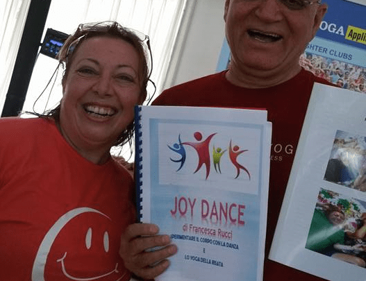 Joy Dance: all'Orys Fest di Cerignola l'ideatrice Francesca Rucci