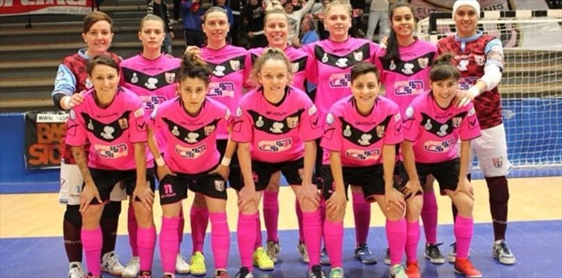 Futsal, Salinis ad un passo dallo SCUDETTO.
