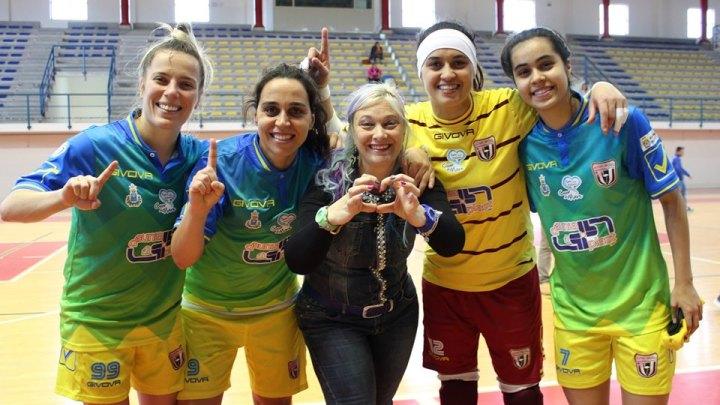 Futsal: La Salinis non si arrende e si porta avanti. Perde lo Statte.