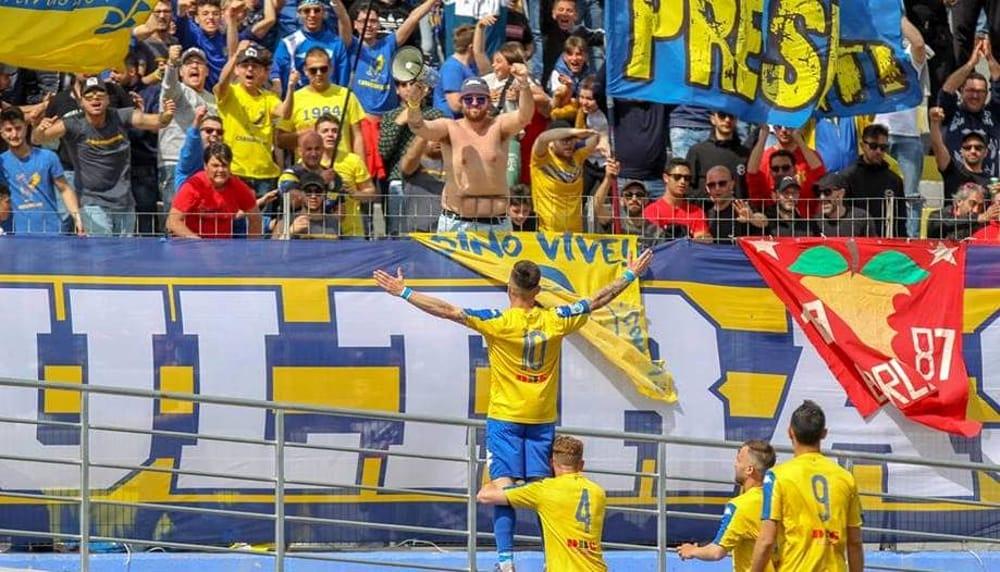 L'Audace Cerignola ad un passo dalla serie C: In tanti sognano il match contro il Foggia ed il Bari