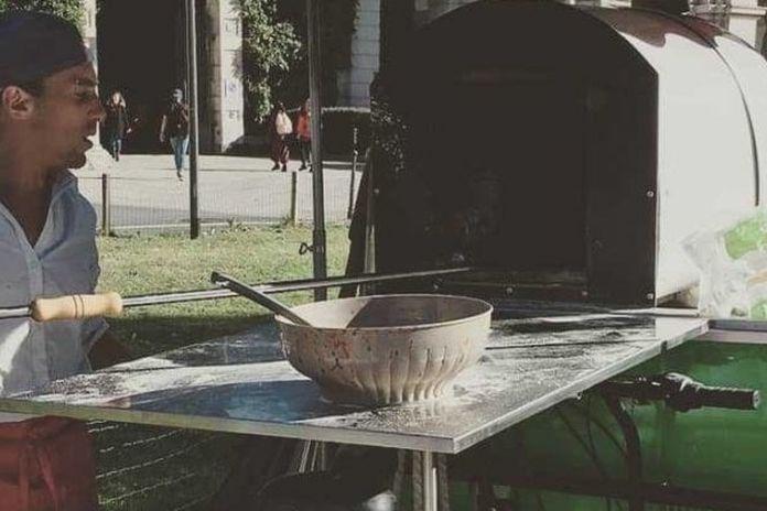 Pizzeria a pedali: l'originale idea imprenditoriale di Ivan Buccolieri