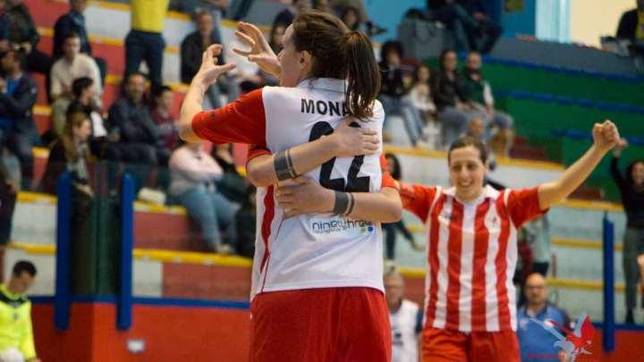 """Futsal Molfetta batte la Vis Fondi e sogna ancora la """"A"""""""