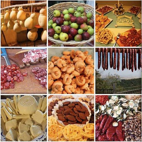 La Cucina dei Monti Dauni: un'esperienza bucolica