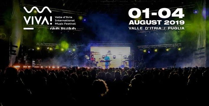 VIVA Festival ad Agosto in Valle d'Itria