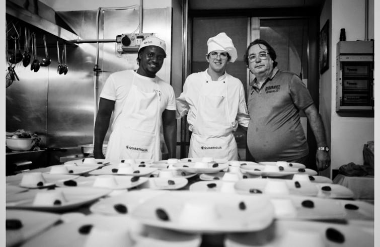 Articolo 21: il Social Restaurant del Rione Tamburi di Taranto