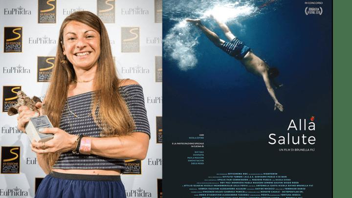 """Brunella Filì, regista pugliese: il suo film """"Alla Salute"""" sfata il tabù del cancro"""