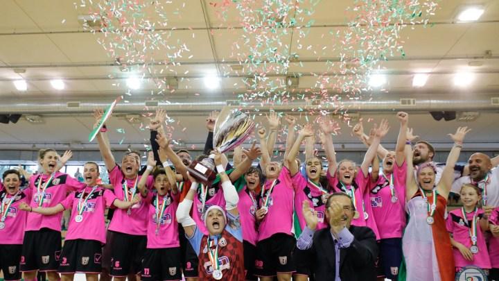 Calcio a 5 femminile, La Salinis c'è: Si riparte il 22 Settembre 2019