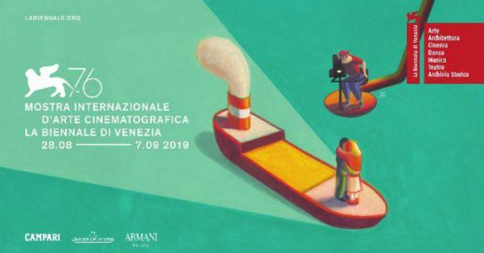 Canne della Battaglia alla 76esima mostra internazionale d'arte cinematografica di Venezia