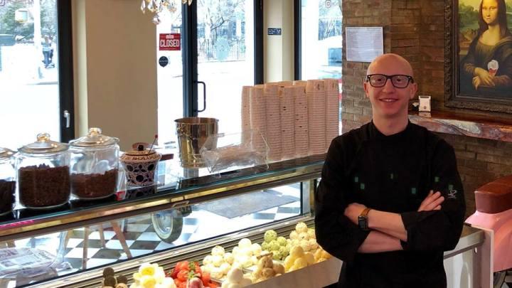 """Pasquale Ragone: il gelatiere di Mola di Bari realizza a New York il """"sogno americano"""""""