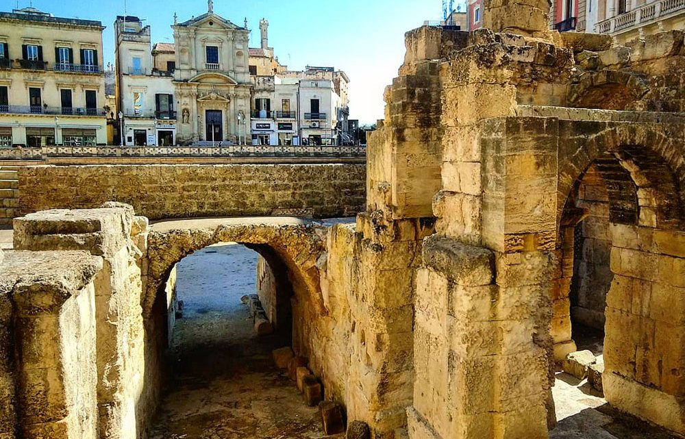 Lecce è al nono posto della classifica di Travel365: A votarla i 300 travel blogger e influencer della community.