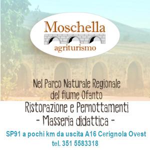 La Moschella - SP 91 Contrada Moschella, 71042 Cerignola Italia