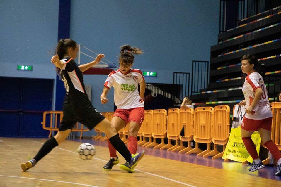 Futsal: Una Salinis d'acciaio – Bene il Molfetta Femminile. Goleada per la New cap 74