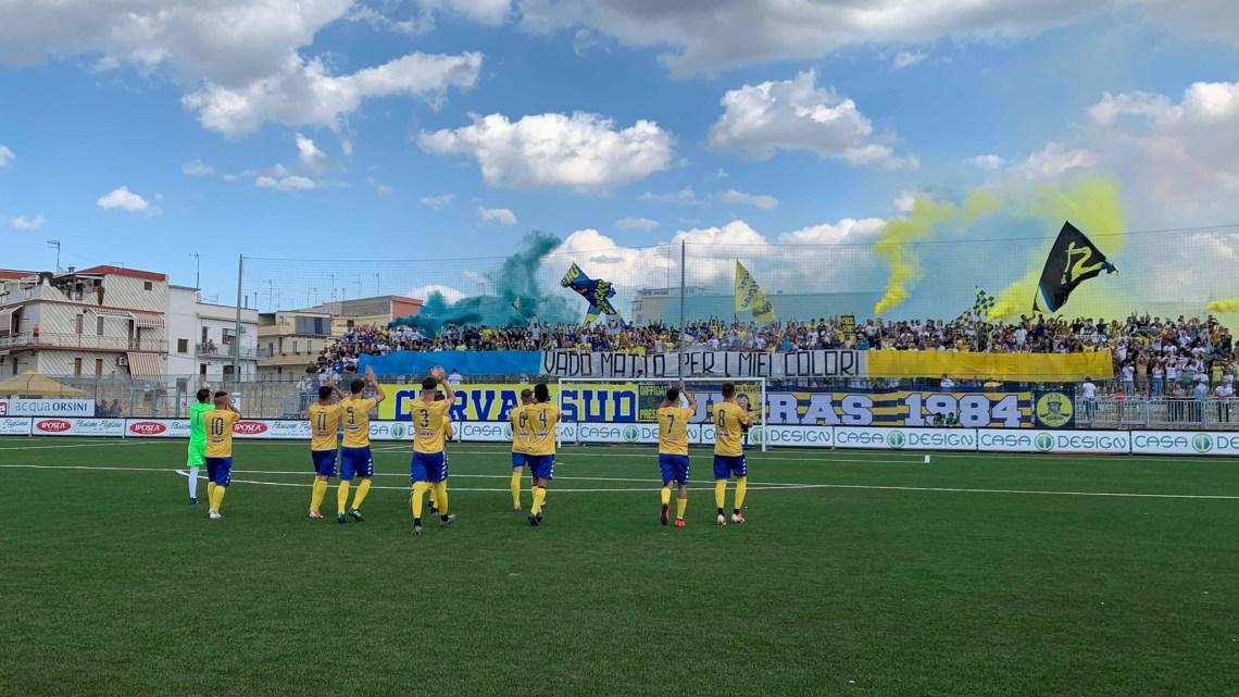 Calcio: Antenucci è l'uomo in più del Bari- Vincono il Foggia e il Cerignola