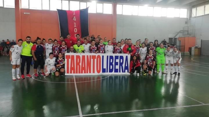 Futsal femminile: Ritorna a vincere la Salinis mentre perde il Molfetta Femminile. Bitonto, che meraviglia!