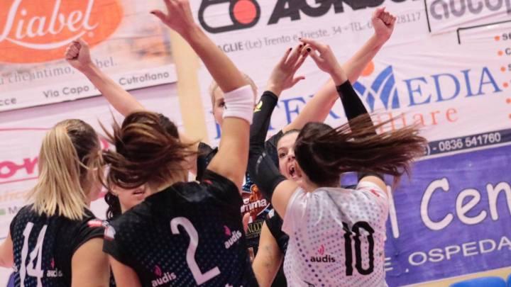 Volley femminile: Giornata positiva per il Cutrofiano, negativa per la Zero5 e la FLV.