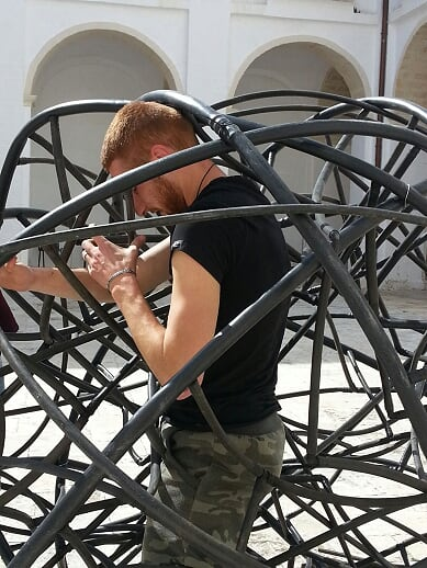 Raffaele Vitto e la Land Art: la nuova frontiera dell'arte che si ispira alla Natura