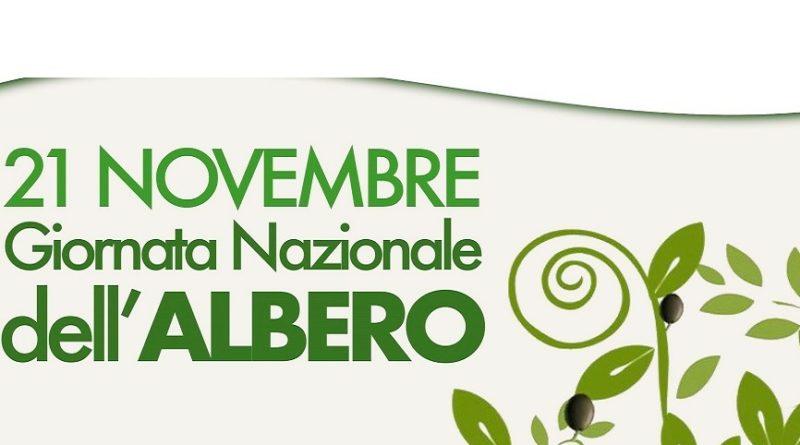 Giornata Nazionale dell'Albero, 21 Novembre 2019: le iniziative in Puglia