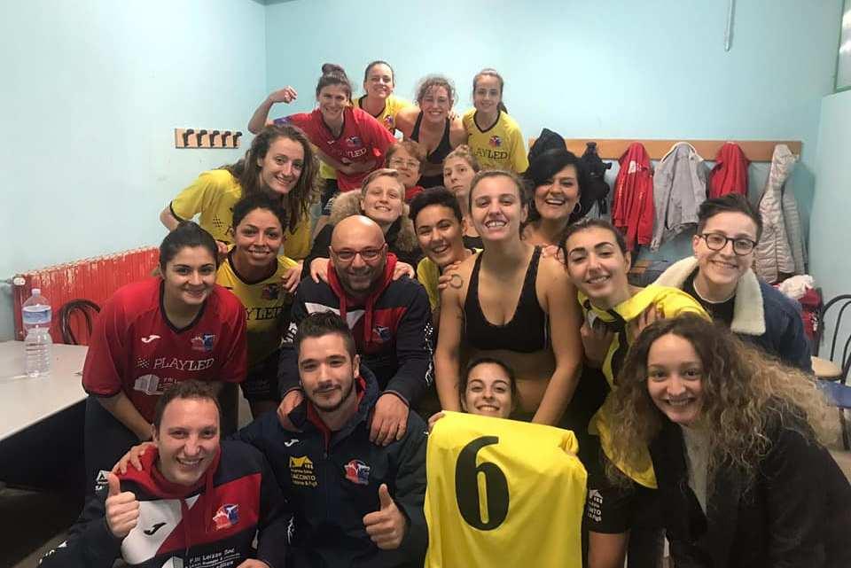 Futsal: Il trio pugliese dell'Elite non si scompone. Vola il Molfetta Femminile e il Bitonto si ancora in vetta!