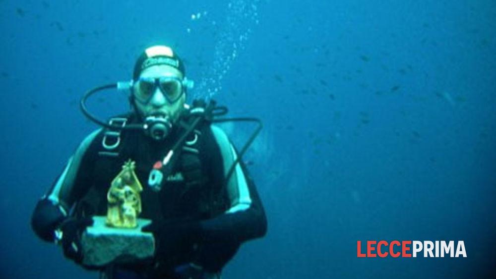 """Otranto: Il 24 Dicembre ritorna la """"Processione subacquea della Natività"""""""