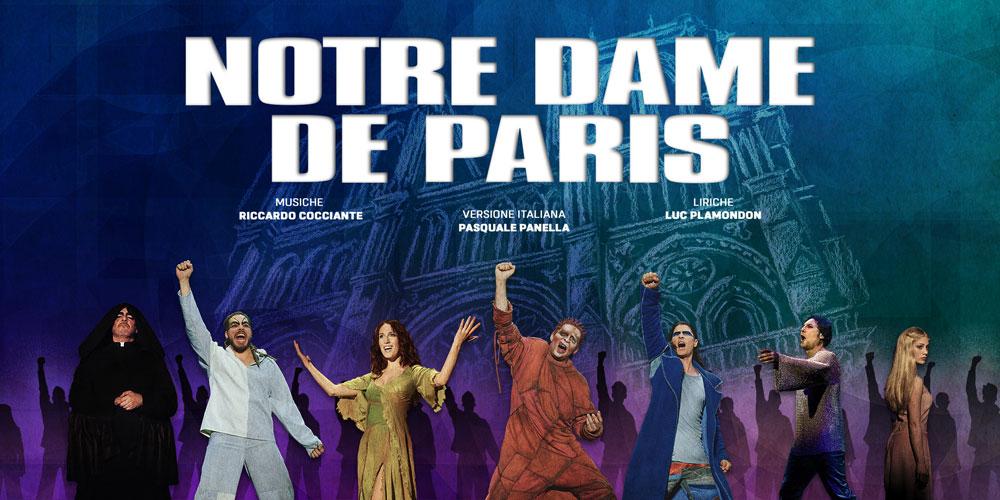 """Dicembre: Il Palaflorio di Bari si prepara all'arrivo di """"Notre Dame de Paris"""" e """"Coez"""""""